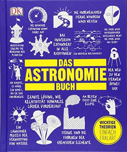 Das Astronomie-Buch: Wichtige Theorien einfach erklärt