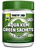 Thetford Lote de 15 Bolsas para Inodoro, Color Verde Aqua KEM