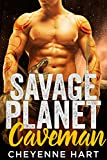 Savage Planet Caveman (SciFi Romance): Book 2