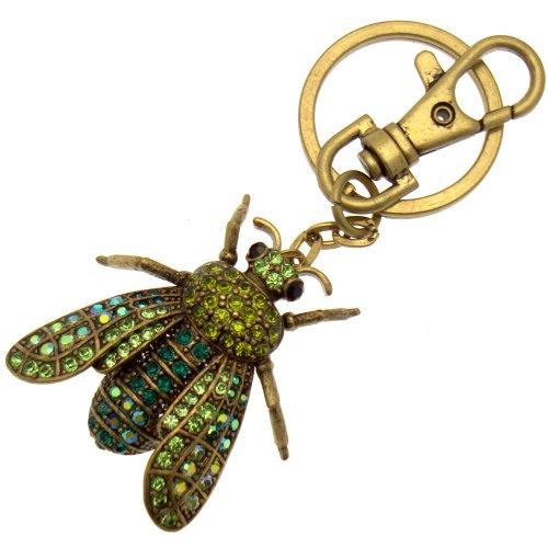 acosta-estilo-de-la-vendimia-verde-de-cristal-de-swarovski-insecto-volador-del-encanto-del-bolso-lla