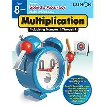 Speed & Accuracy: Multiplying Numbers 1-9 (Speed & Accuracy Math Workbooks)