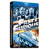Fast and Furious - L'intégrale 5 films [Blu-ray]