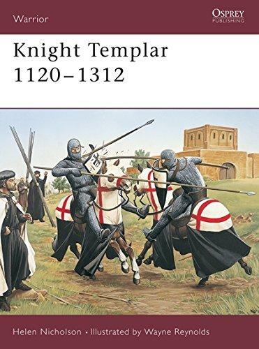 Knight Templar (Warrior) por Helen Nicholson