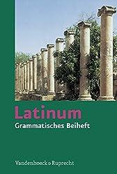 Latinum, Grammatisches Beiheft (Latinum, Ausgabe B)