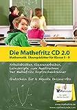Die Mathefritz CD 2.0 - Mathematik Übungsblätter für Klasse 5-9  (PC+Mac+Linux)