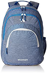 Wildcraft 36 Ltrs Dark Blue Casual Backpack (8903338062950)