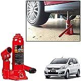 #5: Vheelocityin 2 ton Hydraulic Jack Car Jack Bottle Hydraulic Jack For Maruti Suzuki Ertiga