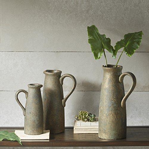 Tinte + Ivy ii162–933Mila Krug, Mittel, Antik Braun