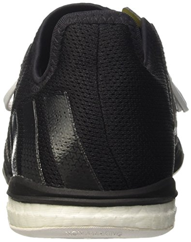 adidas Ace 16.1 Court, Scarpe da Calcio Uomo Multicolore (Cblack/Ngtmet/Goldmt)