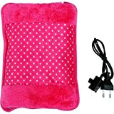 #1: 1 Pc Electric Hot Bag, Hand Warmer, Electric Heater Warm Bag-Assorted Color & Design