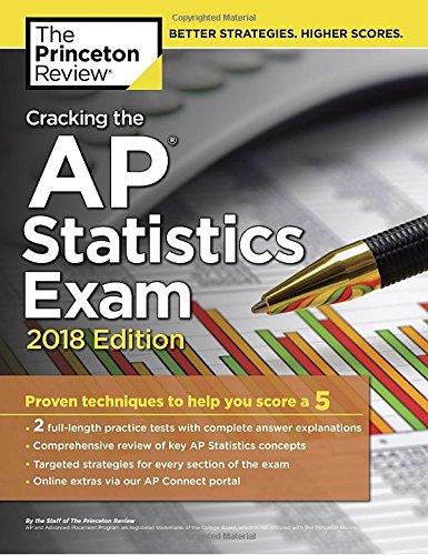 PDF Cracking the AP Statistics Exam, 2018 Edition (College Test Prep