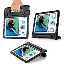 TNP iPad 2017 iPad 9 7 Inch Caso – Kids Friendly Peso Ligero a Prueba de Golpes Impacto Gota Resistente Protectora Funda Soporte Convertible para iPad 9.7