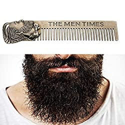Beard Comb Delaman Cepillo...