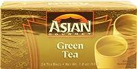 Asian Gourmet green tea, 24-bags, 1.8-oz. box