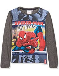 DC Comics Boy's Spiderman Drawn T-Shirt