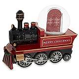 21,8cm (L) inserire la cornice Christmas Train Music Snow Globe - Best Reviews Guide