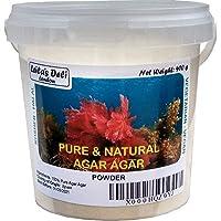 Gelatina vegetal pura y natural Agar Agar (1 x 400 g)