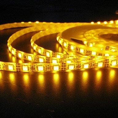 shangyi 12 W bande LED s'allume Jaune Effet, 12 V