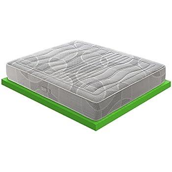 Futon matratze 120 x 80  Memory Foam Mattress with 11 different zones - Medically ...