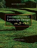 From Concept to Form in Landscape Design, Second Edition