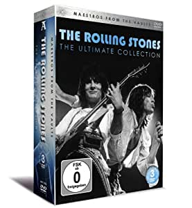 Rolling Stones - The Ultimate Collection [3 DVDs]