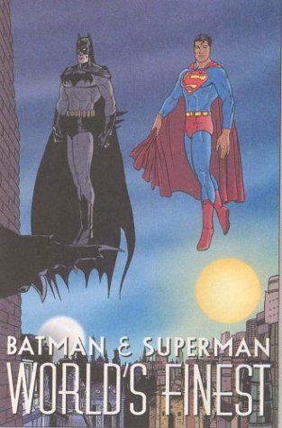 Batman & Superman: World's Finest (Superman (Graphic Novels)) by Karl Kessel (1-Nov-2003) Paperback