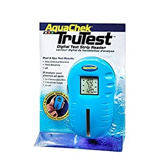 AquaChek TruTest Digital Test Strip Reader + tub of 25 strips