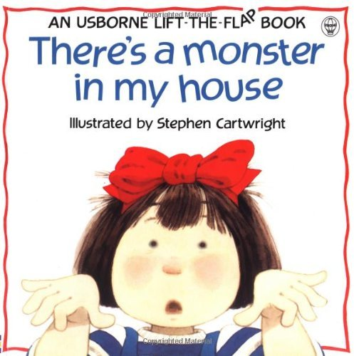 There's a Monster in My House (Lift the Flap) by Jenny Tyler (1997-03-01)
