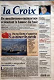Telecharger Livres CROIX LA No 34747 du 24 06 1997 DE NOMBREUSES ENTREPRISES REDOUTENT LA HAUSSE DU SMIC ENQUETE PERSPECTIVES HONG KONG S APPRETE A CHANGER DE MONDE REPORTAGES SOMMET UN MODELE AUTOPROCLAME L EDITORIAL D YVES PITETTE PIERRE NORA L EXPLORATEUR DE LA MEMOIRE FRANCAISE L ACTUALITE LES DEPUTES JUNIORS VOTENT POUR LA PROTECTION DE L ENFANCE LA LUTTE ANTI TABAC MARQUE UN POINT AUX ETATS UNIS LES RELIGIEUX LATINO AMERICAINS SE DONNENT DES NOUVELLES ORIENTATIONS LA GYM VOLONTAIRE S ADAPTE AUX CAPACI (PDF,EPUB,MOBI) gratuits en Francaise
