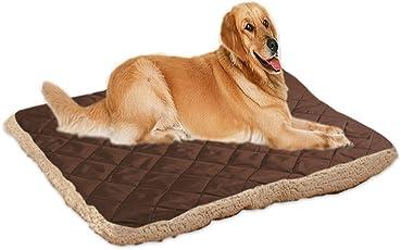 Roblue Hundebette Hunde Soft Kissen Hundebedecke aus Baumwolle Feuchtigkeitsdichte Rutschfeste