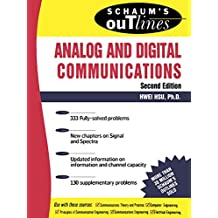 Schaum's Outline of Analog and Digital Communications (Schaum's Outlines)