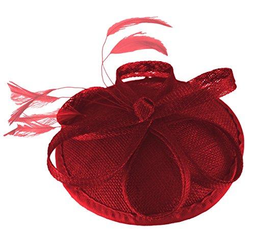 Mini Disque - Rouge - Taille unique