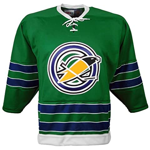 Oakland Seals Vintage Replica Jersey 1967-69 (Green) - Size XX-Large