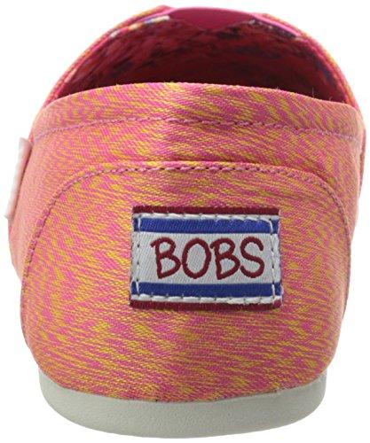 Bobs Da Skechers peluche Kaleidoscope scarpe Orange