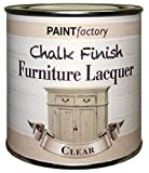 Nigma Neuf 2x Clair foncé Cire 200ML Peinture Factory Craie Home Shabby tiroir de Meuble