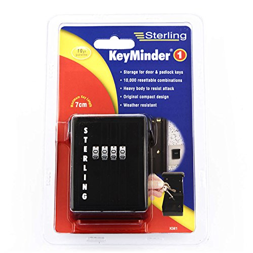 Sterling Key Minder 1