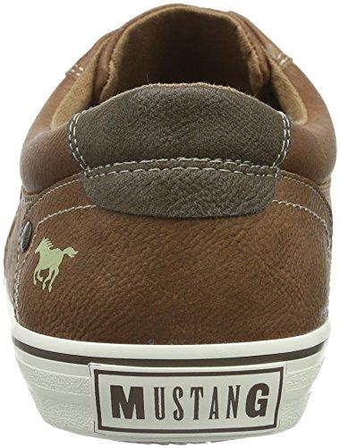 Mustang Herren 4103-302-301 Sneaker Braun (301 kastanie)