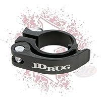 Jd Bug - Abrazadera de apertura rápida negro negro