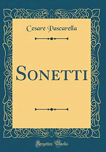 Sonetti (Classic Reprint)