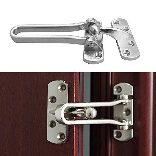 r Laschen für Tür und Home Security-Aufputz Schloss für Sicherung Scheunen, Rutschen und Doppelt Türen, Tore, Garage und Schuppen Türen C ()