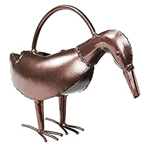 Duckling Watering Can - Bronze Gardening Gifts