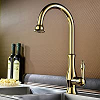 CC Contemporanea Ti-PVD monoforo monocomando rubinetto della cucina