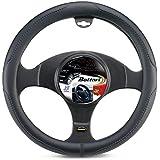 Bottari 16286 Road Couvre Volant Universel pour Auto Standard Volant, Diamètre 37-39 cm