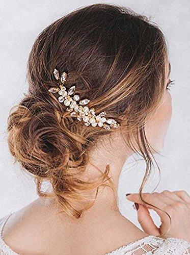 Aukmla - Pettine per capelli da donna 1619fd221f9d