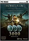 The Elder Scrolls Online: Tamriel Unlimited  - 3.000 Kronen (Code in der Box) - [PC]