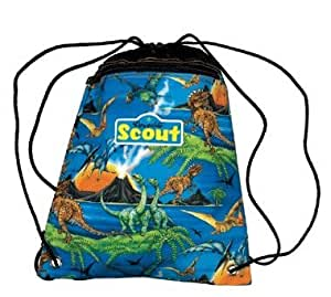 scout turnbeutel dino