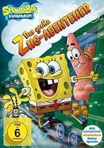 Spongebob: V23 das Grosse Zugabenteuer [Import anglais]