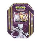 """Pokemon """"TCG Spring Tin 2016 Mewtwo"""" Card Game (Multi-Colour)"""
