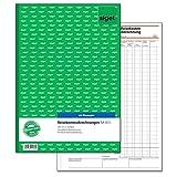 Sigel Formularbuch - Formularios de ventas y facturas (50 hojas A4), blanco