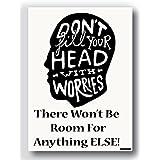 Nourish Don't Fill Your Head